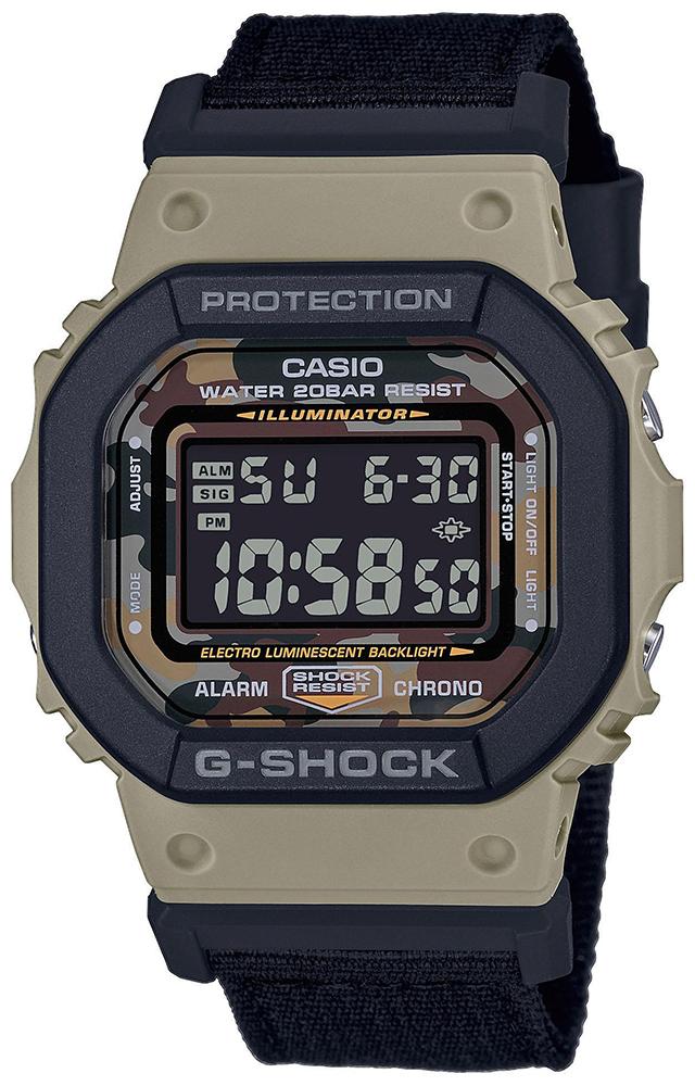 G-SHOCK DW-5610SUS-5ER - zegarek męski