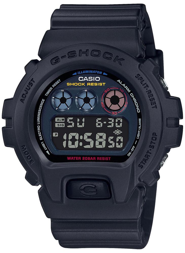 G-Shock DW-6900BMC-1ER - zegarek męski