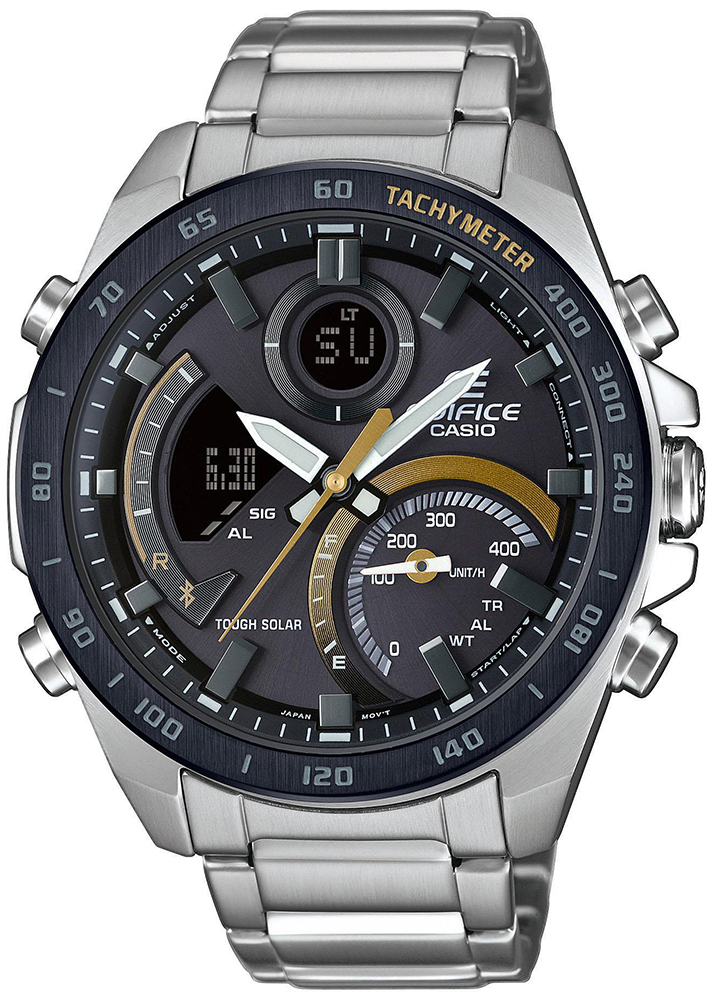 EDIFICE ECB-900DB-1CER - zegarek męski