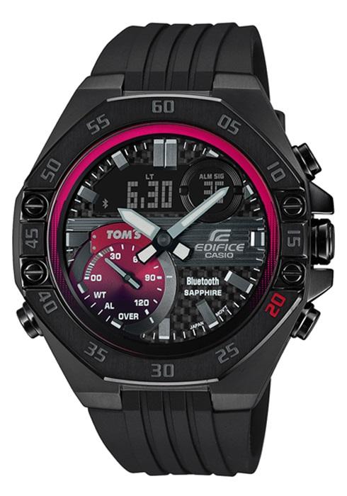 EDIFICE ECB-10TMS-1AER - zegarek męski