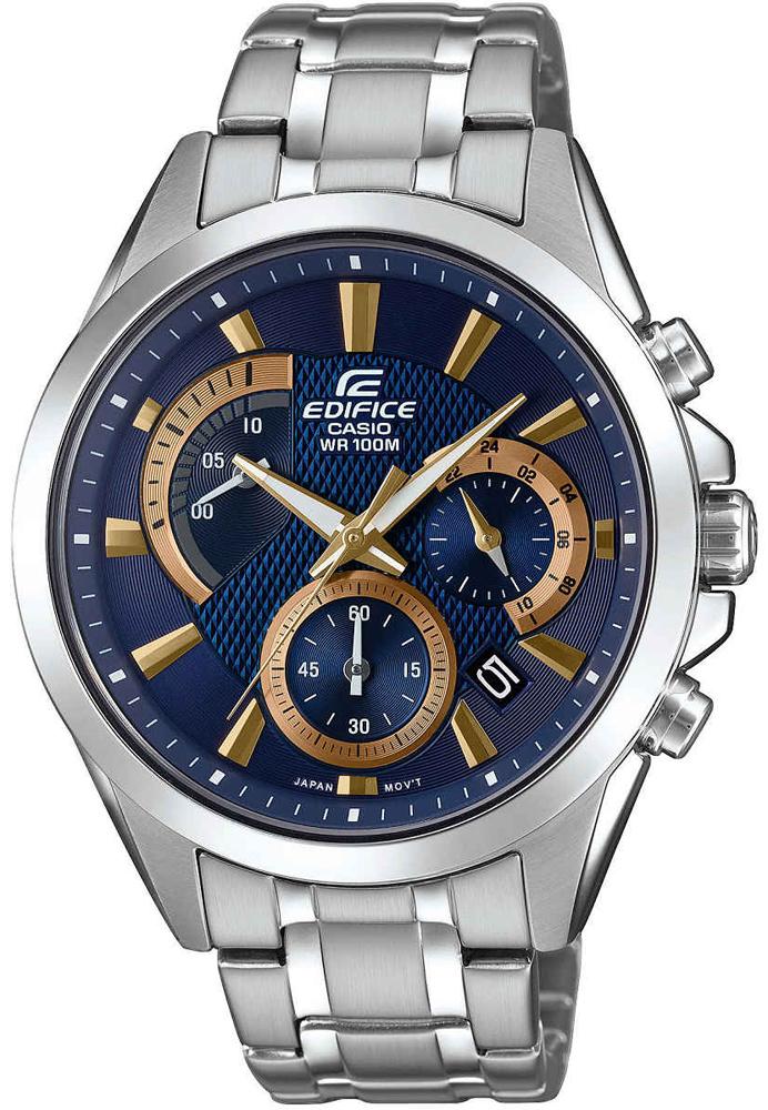 EDIFICE EFV-580D-2AVUEF - zegarek męski