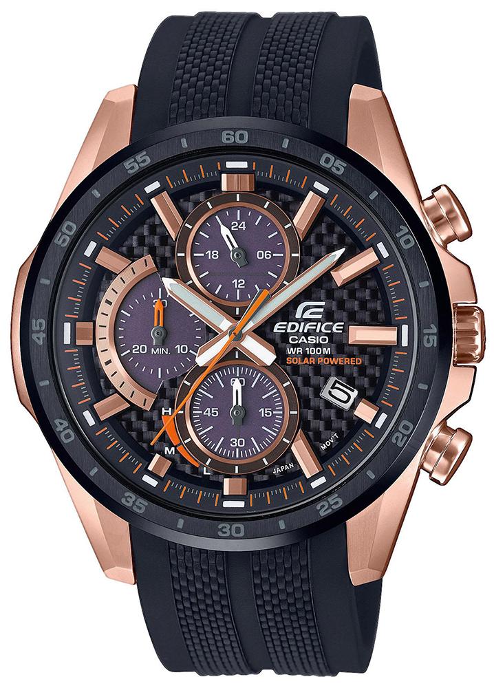 EDIFICE EQS-900PB-1AVUEF - zegarek męski