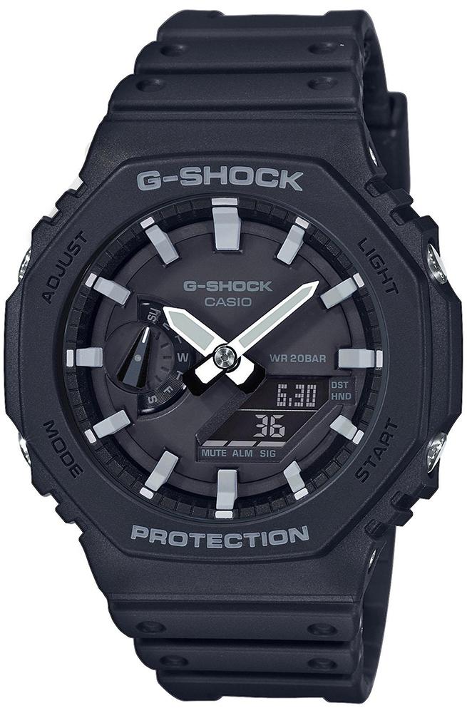G-Shock GA-2100-1AER - zegarek męski