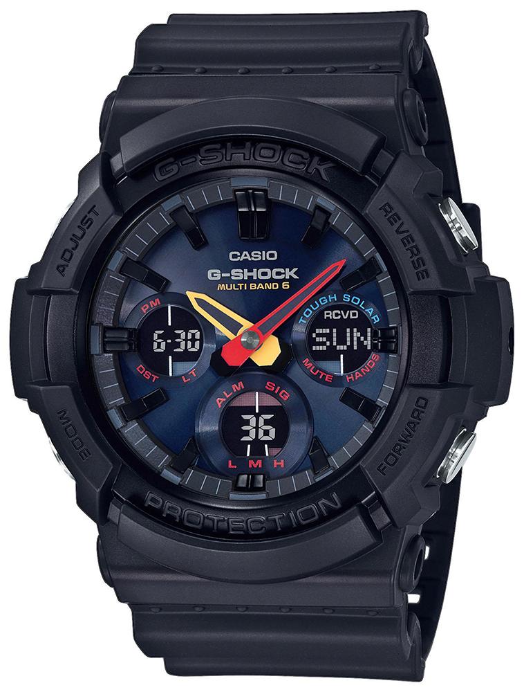 G-SHOCK GAW-100BMC-1AER - zegarek męski
