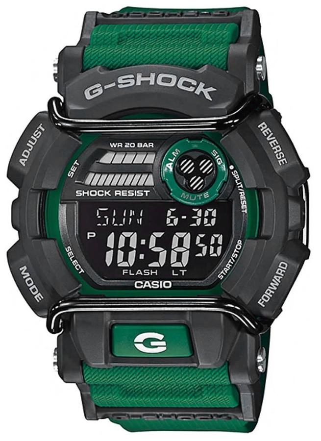 G-Shock GD-400-3ER - zegarek męski