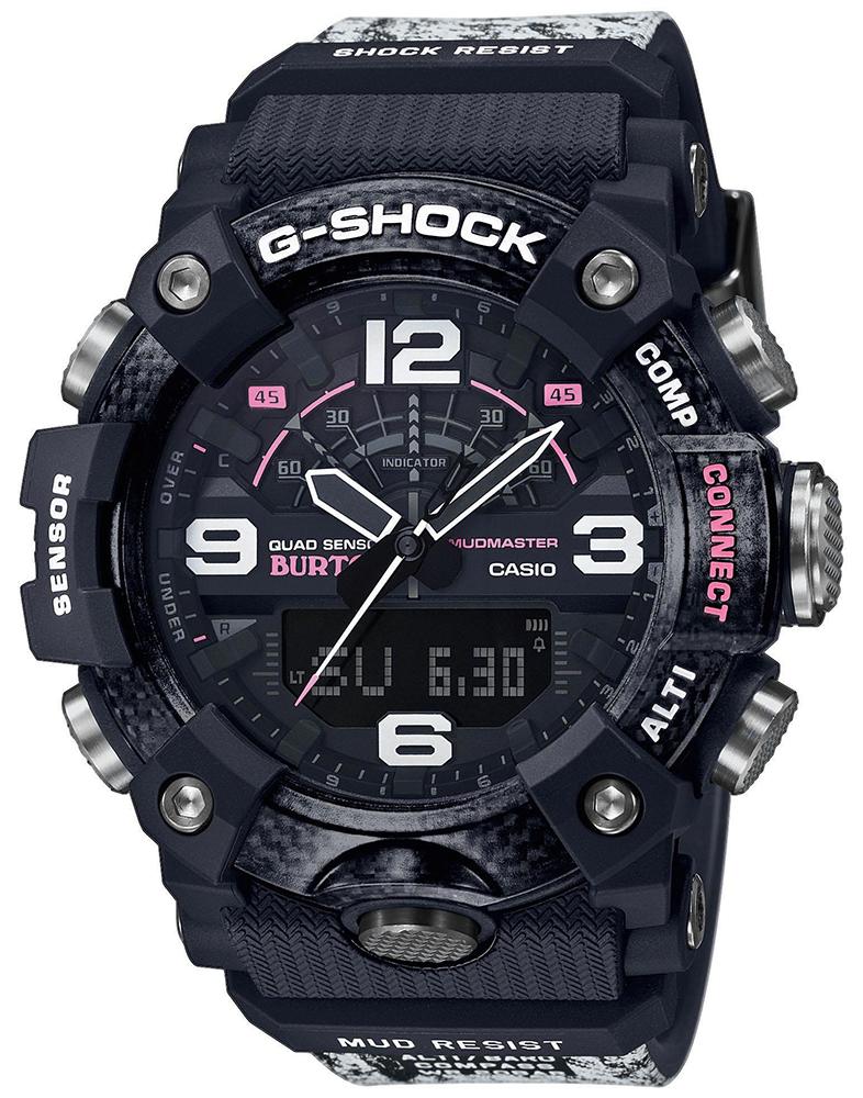 G-SHOCK GG-B100BTN-1AER - zegarek męski