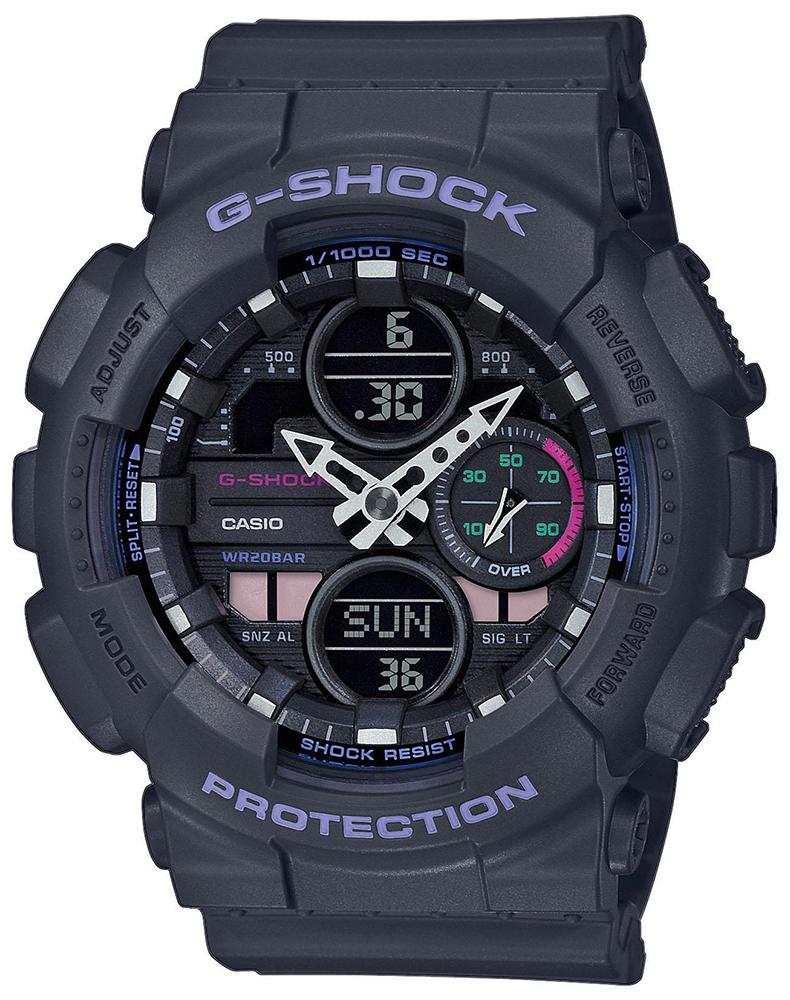 Casio G-SHOCK GMA-S140-8AER - zegarek damski