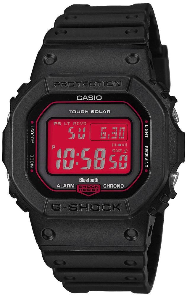 G-SHOCK GW-B5600AR-1ER - zegarek męski