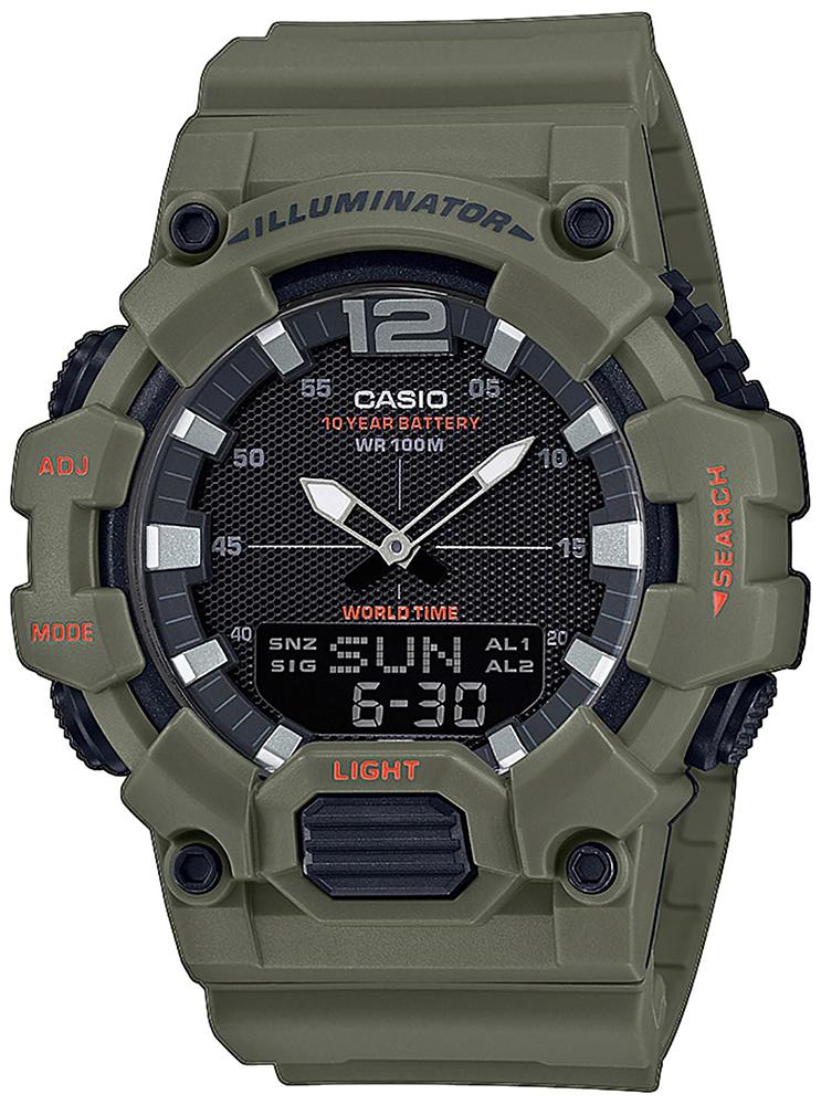 Casio HDC-700-3A2VEF - zegarek męski