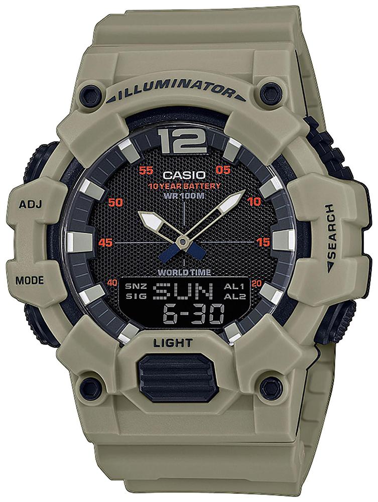Casio HDC-700-3A3VEF - zegarek męski