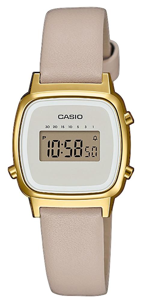 Casio Vintage LA670WEFL-9EF - zegarek damski