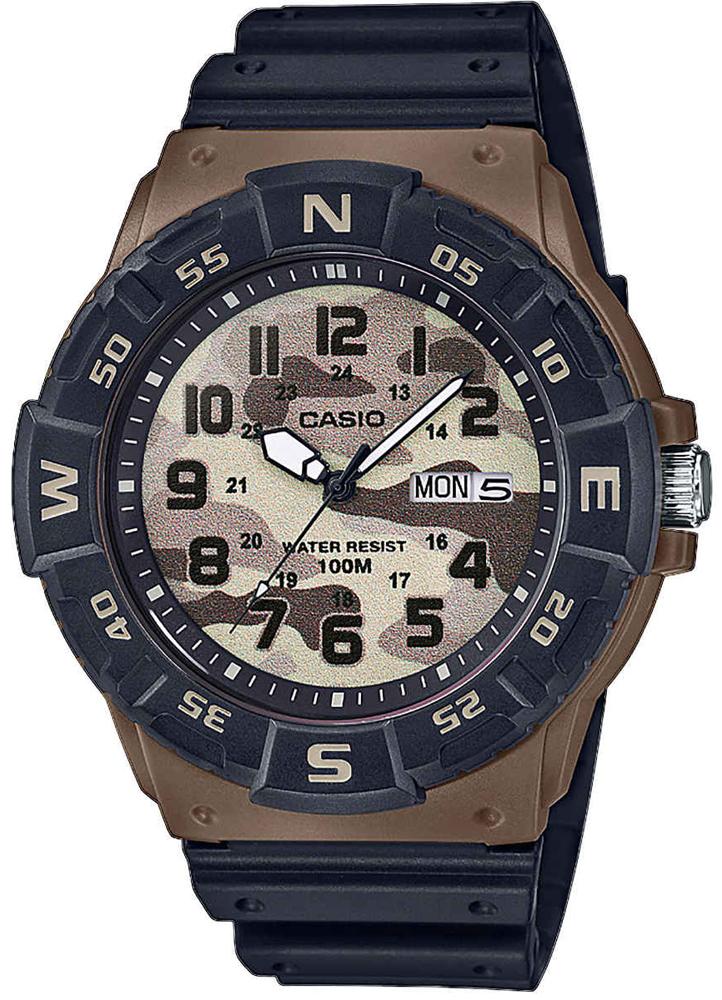 Casio MRW-220HCM-5BVEF - zegarek męski