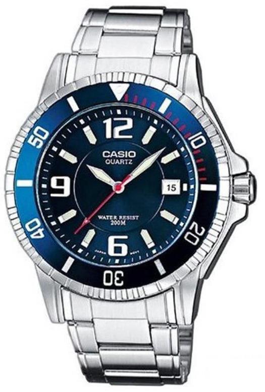 Casio MTD-1053D-2AVEF - zegarek męski