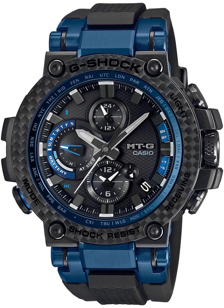 G-Shock MTG-B1000XB-1AER - zegarek męski