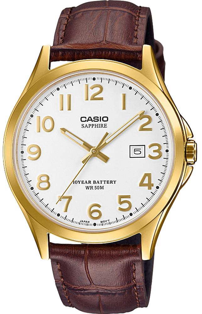 Casio MTS-100GL-7AVEF - zegarek męski