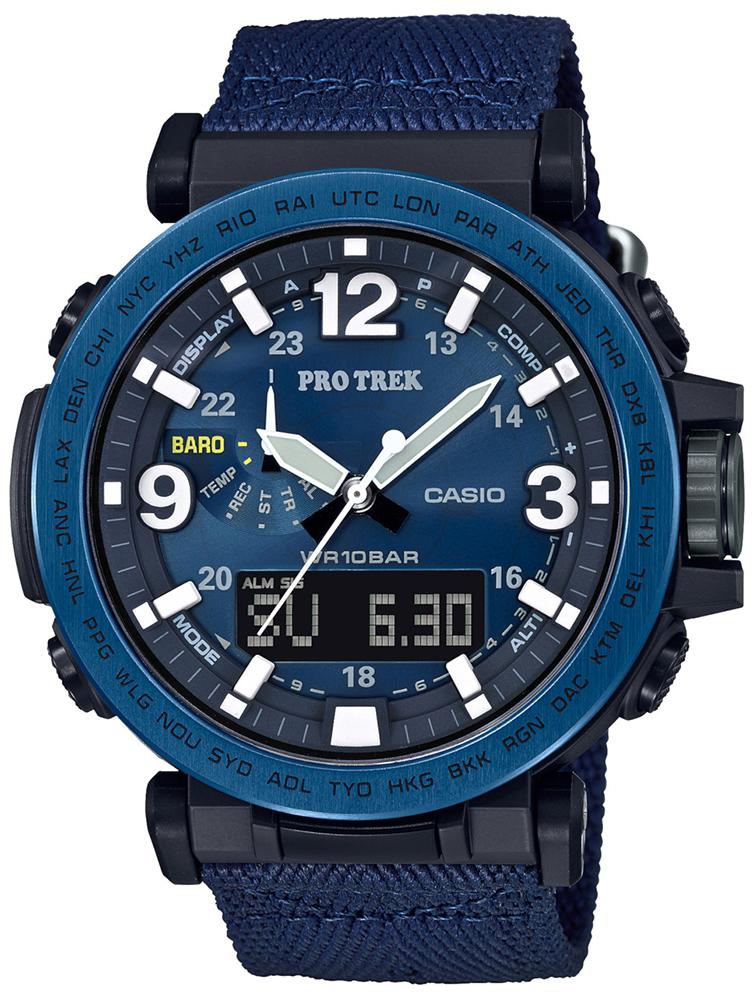 ProTrek PRG-600YB-2ER - zegarek męski