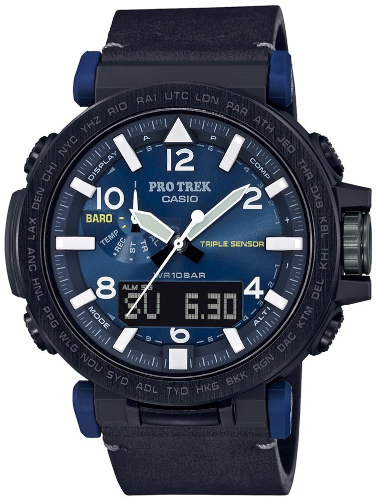 ProTrek PRG-650YL-2ER - zegarek męski