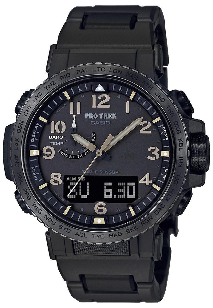 Casio ProTrek PRW-50FC-1ER - zegarek męski