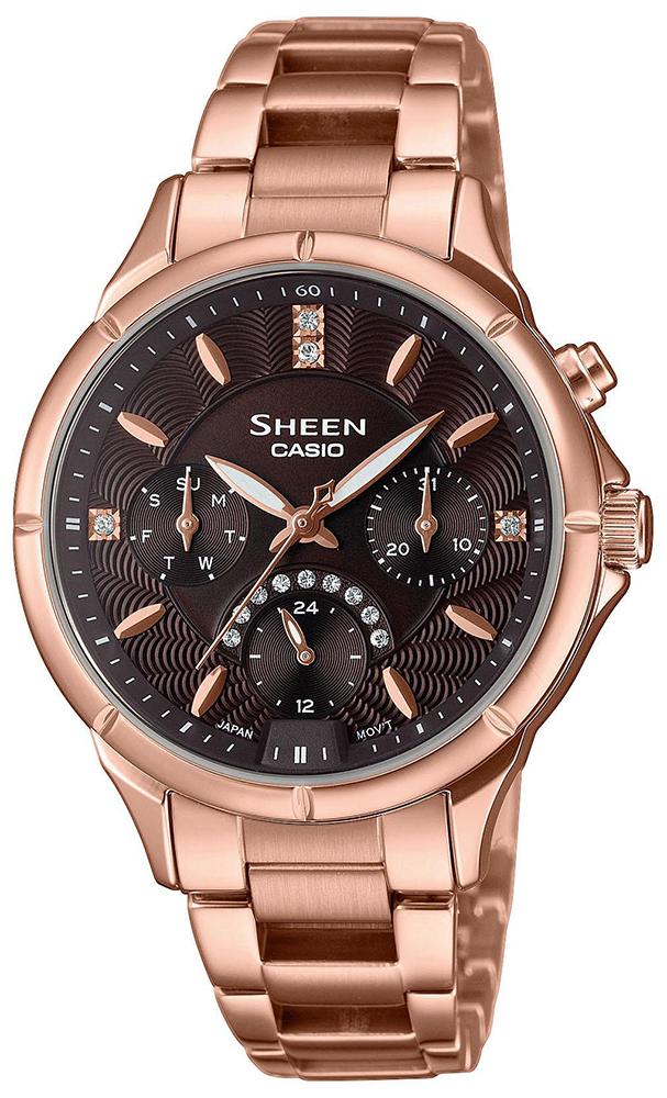 Sheen SHE-3047PG-5AUER - zegarek damski