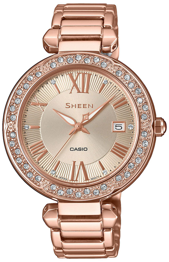 Sheen SHE-4057PG-4AUER - zegarek damski