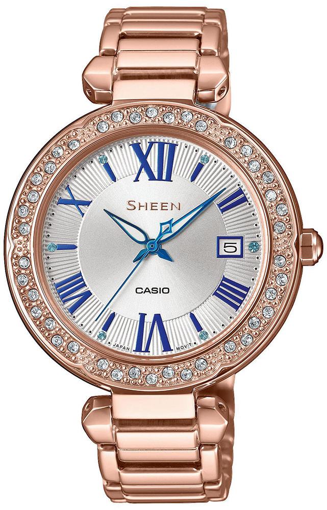 Sheen SHE-4057PG-7AUER - zegarek damski