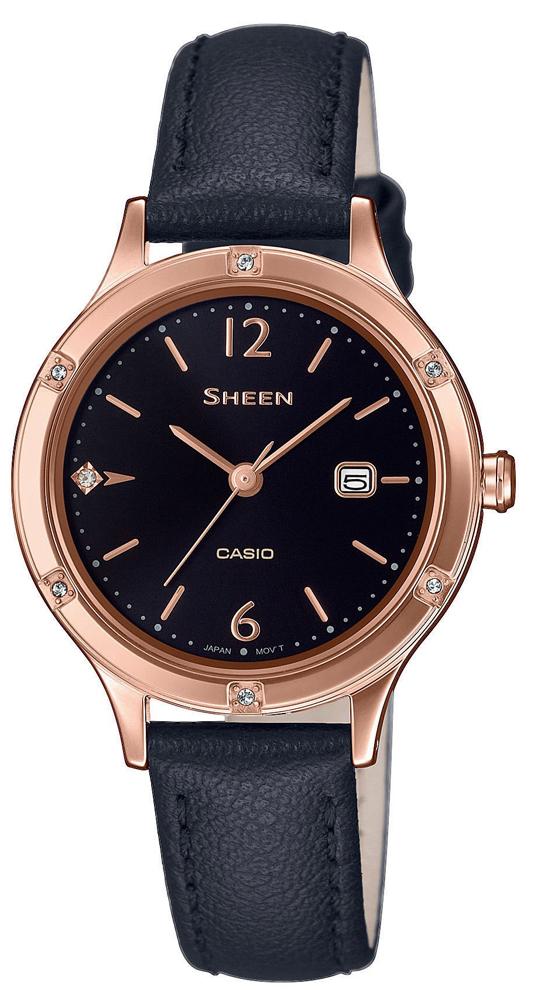 Casio Sheen SHE-4533PGL-1AUER - zegarek damski