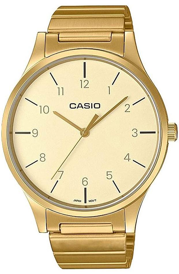 Casio LTP-E140GG-9BEF - zegarek damski