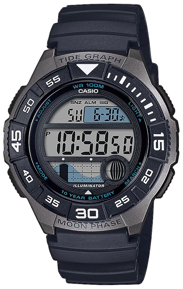 Casio WS-1100H-1AVEF - zegarek męski