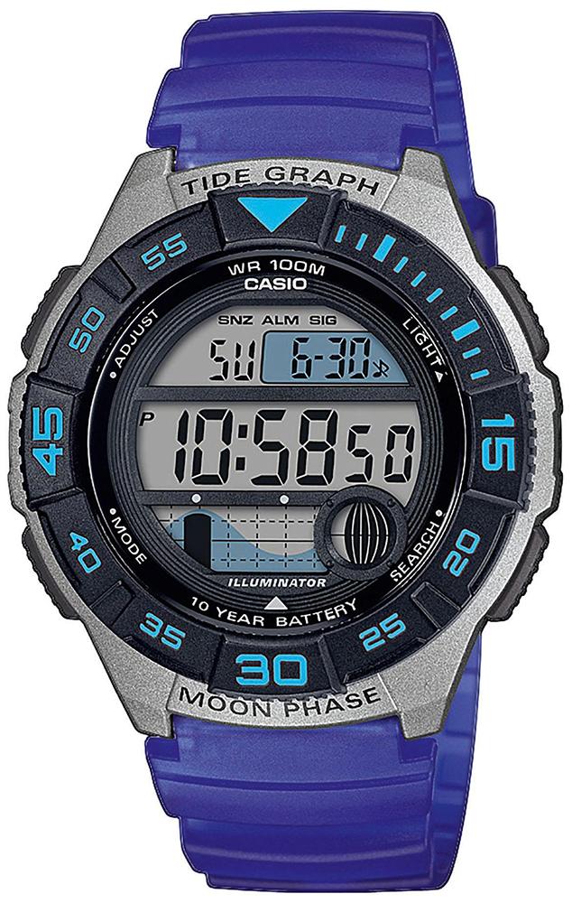 Casio WS-1100H-2AVEF - zegarek męski