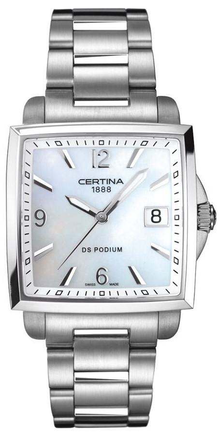 Certina C001.310.11.117.00 - zegarek damski