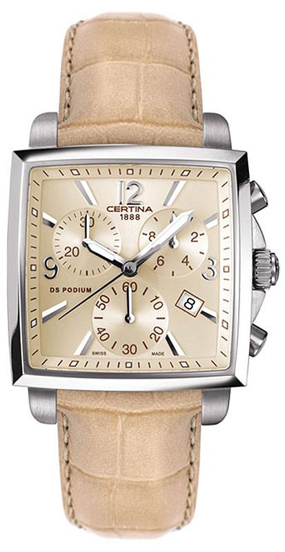 Certina C001.317.16.267.00 - zegarek damski