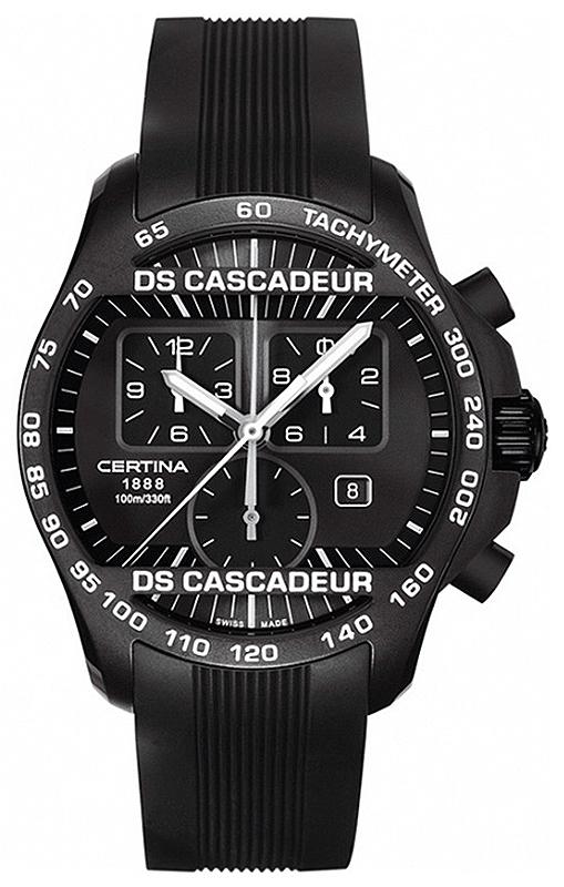 Certina C003.617.17.050.00 - zegarek męski