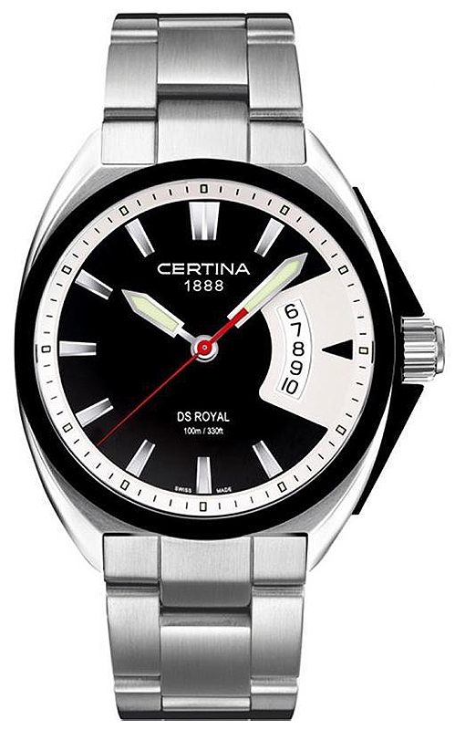Certina C010.410.11.051.00 - zegarek męski
