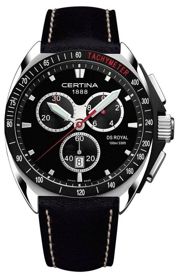 Certina C010.417.16.051.01 - zegarek męski