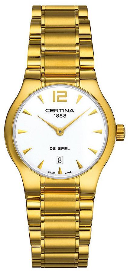 Certina C012.209.33.037.00 - zegarek damski