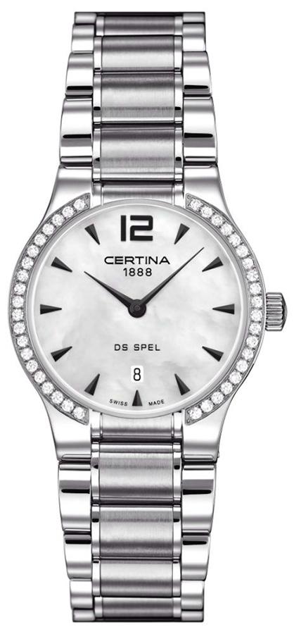 Certina C012.209.61.117.00 - zegarek damski