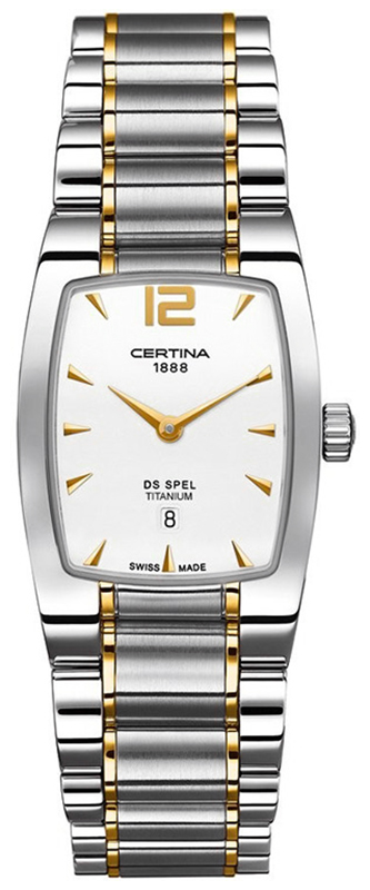 Certina C012.309.55.037.00 - zegarek damski