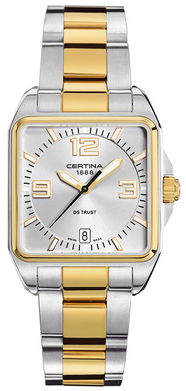 Certina C019.510.22.037.00 - zegarek męski