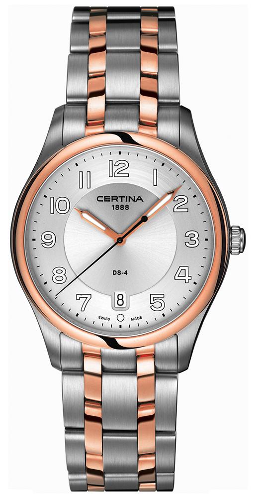 Certina C022.410.22.030.00 - zegarek męski