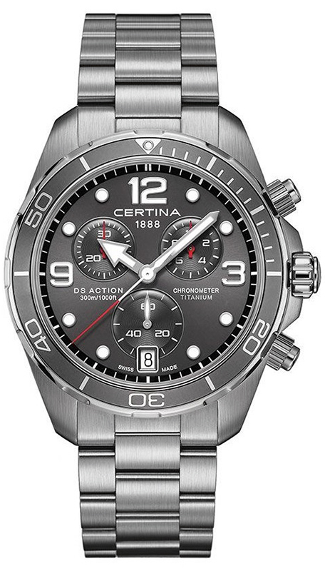 Certina C032.434.44.087.00 - zegarek męski