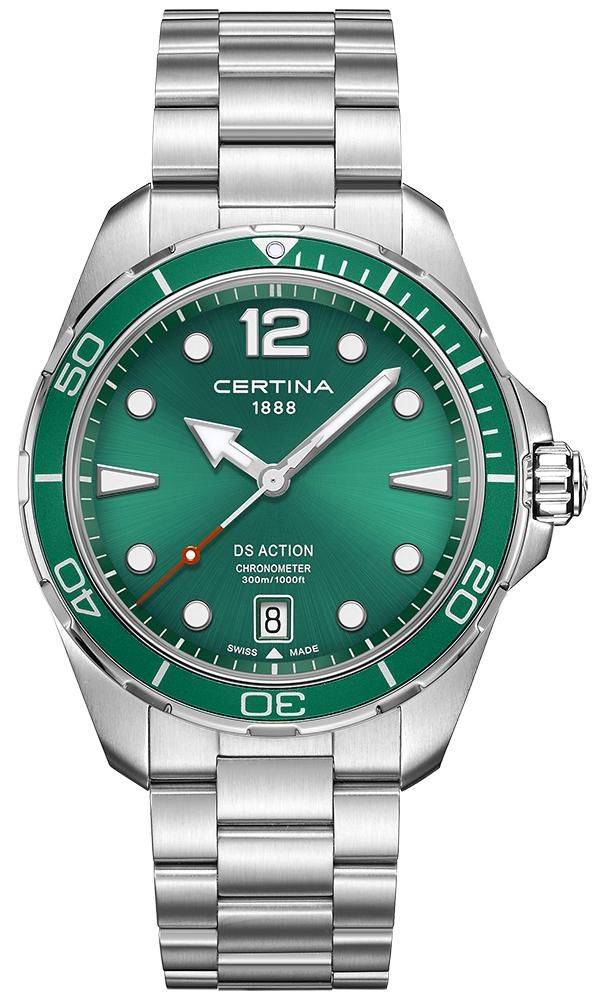 Certina C032.451.11.097.00 - zegarek męski