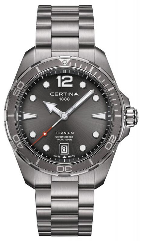 Certina C032.451.44.087.00 - zegarek męski