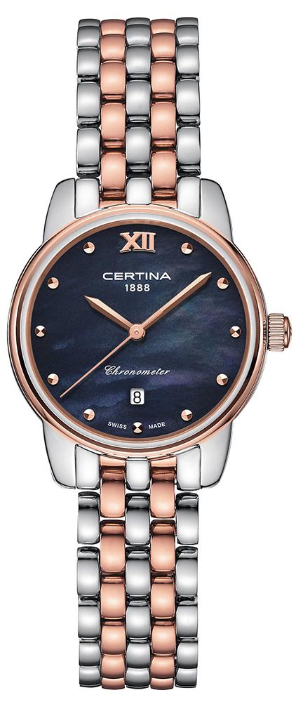 Certina C033.051.22.128.00 - zegarek damski