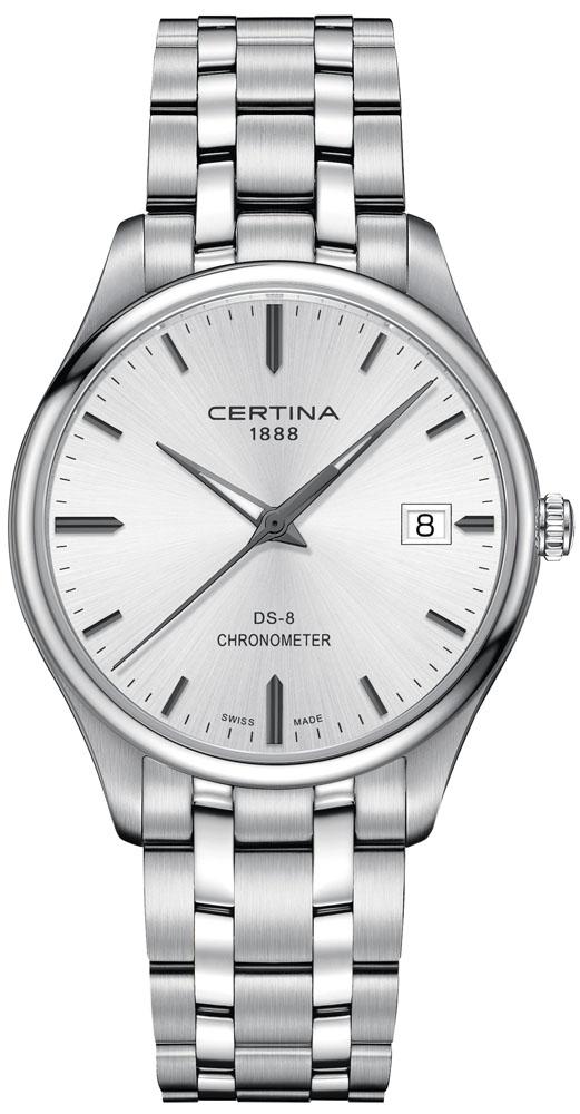 Certina C033.451.11.031.00 - zegarek męski