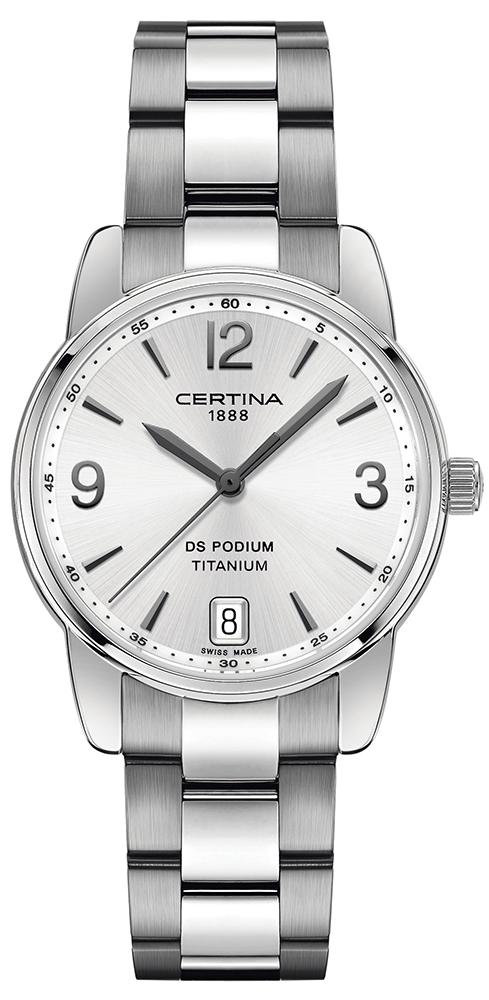 Certina C034.210.44.037.00 - zegarek damski