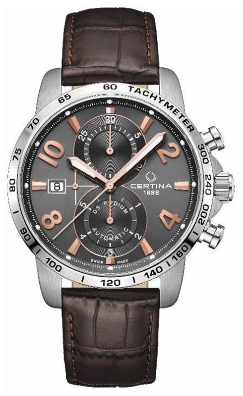 Certina C034.427.16.087.01 - zegarek męski