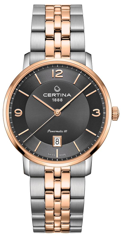 Certina C035.407.22.087.01 - zegarek męski