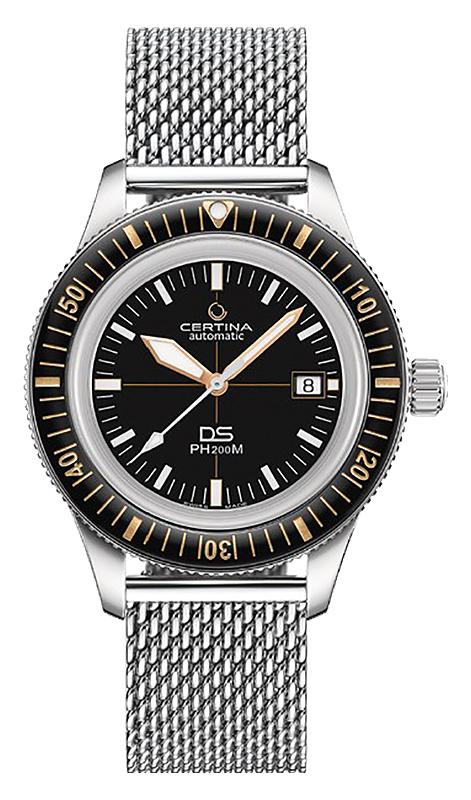 Certina C036.407.11.050.01 - zegarek męski