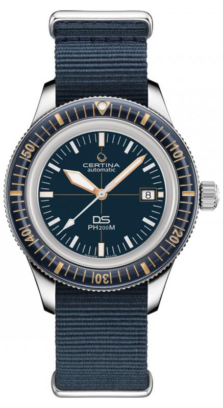 Certina C036.407.18.040.00 - zegarek męski
