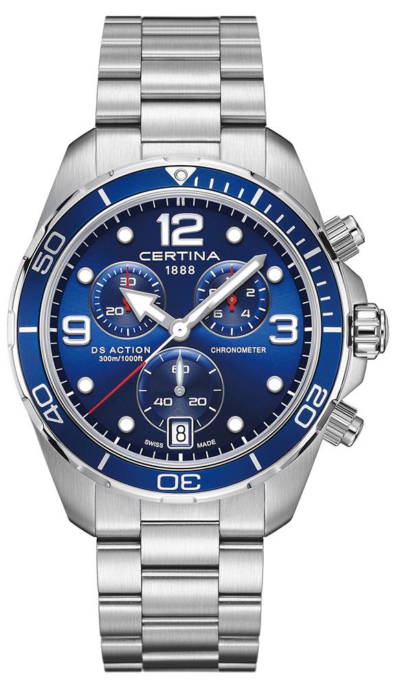 Certina C032.434.11.047.00 - zegarek męski